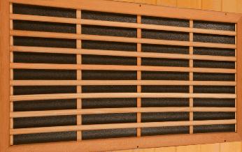 sauna aquaflo luxe-emetteur