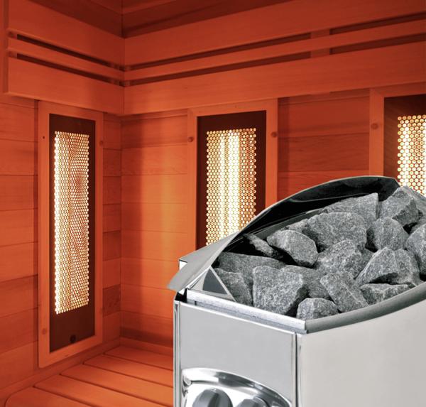 image sauna traditionnel aquaflo