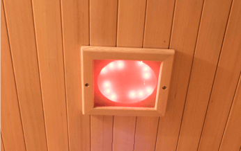 luminotherapie sauna aquaflo