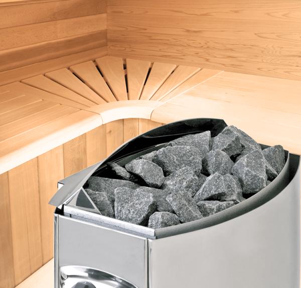 sauna aquaflo point2-vapeur