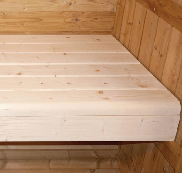 sauna aquaflo point5-bois