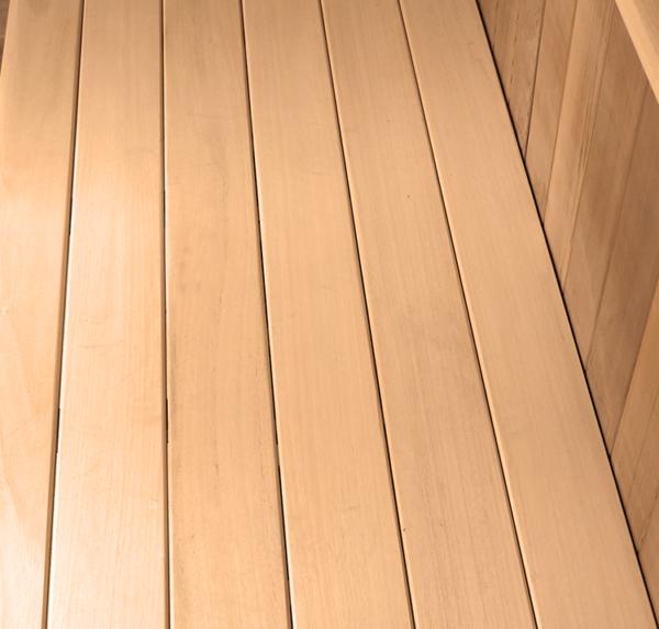 sauna aquaflo point5-massif