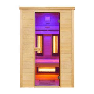 sauna-purewave-2-cabine-infrarouge-aquaflo