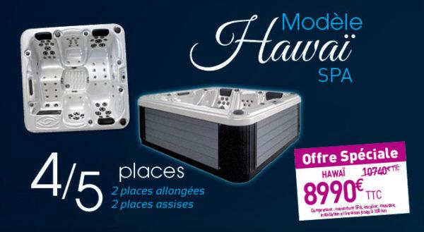 AQUAFLO-SPA-promotion spa HAWAI