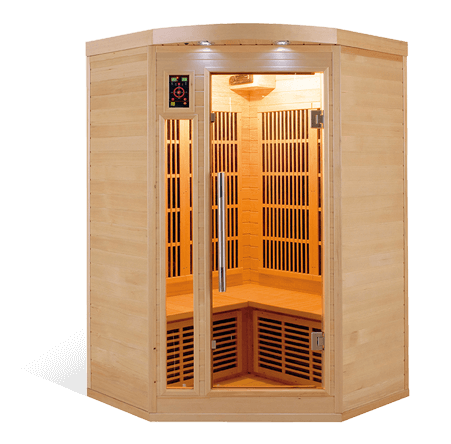 sauna aquaflo apollon-2c