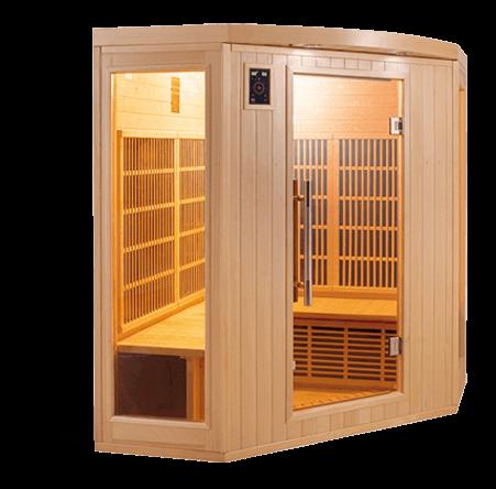 sauna aquaflo apollon-3c