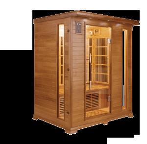 sauna aquaflo luxe-3