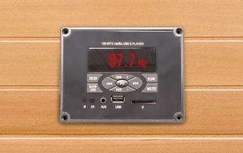 radio sauna aquaflo