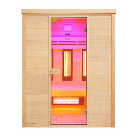 sauna-purewave-3-cabine-infrarouge-aquaflo