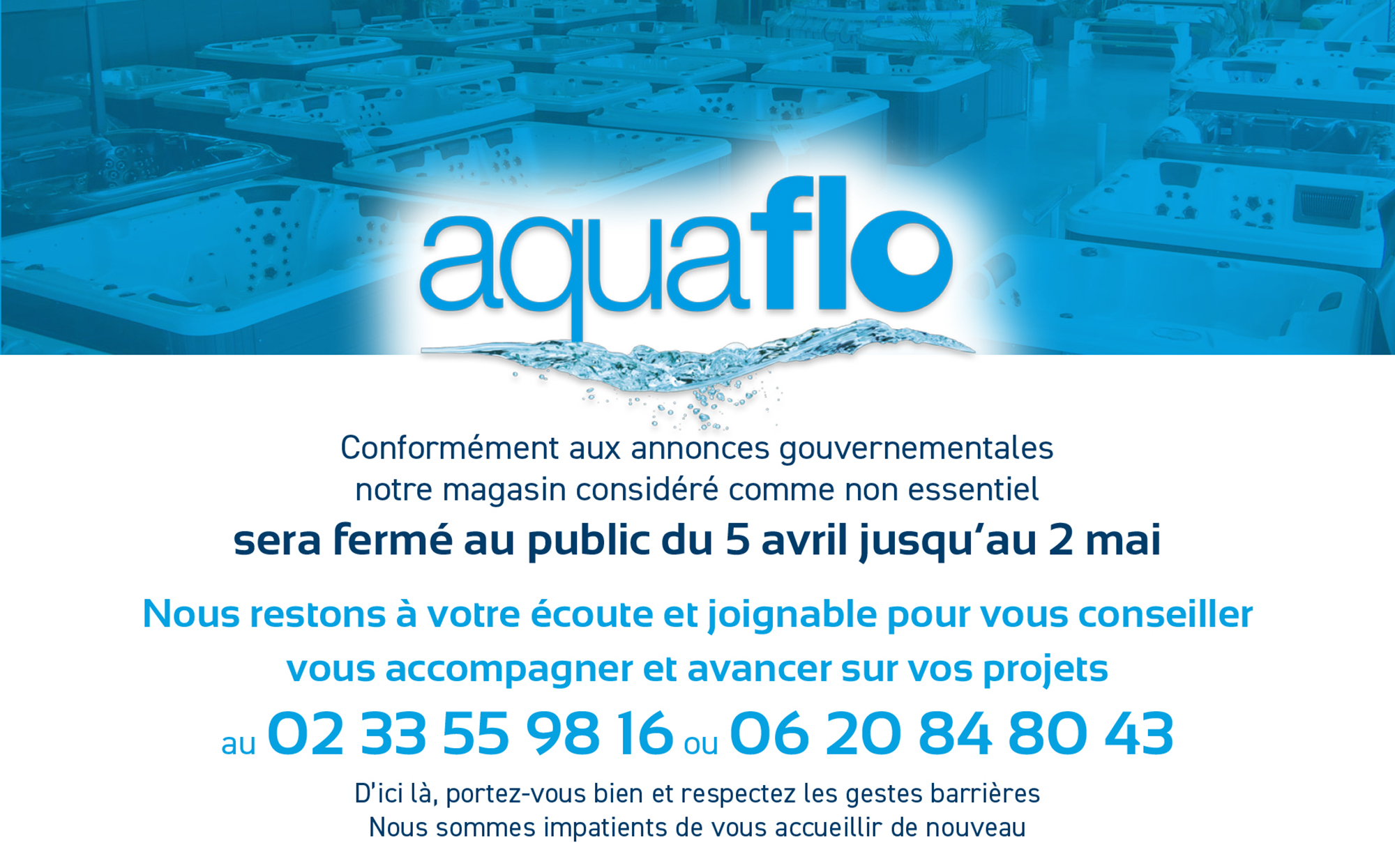 Aquaflo_Slide-fermeture-Covid_04-2021