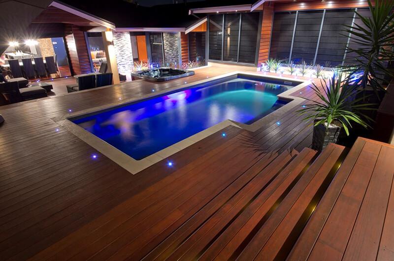 piscines en Normandie-rectangulaires